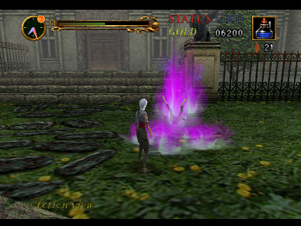 Castlevania - Legacy of Darkness (Hi-res Graphics v1.1)